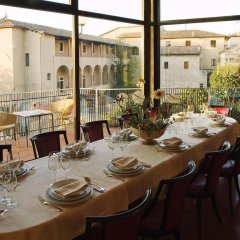 Hotel Dei Duchi Сполето помещение для мероприятий фото 2
