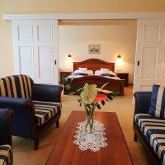 Отель LD Palace Bellaria Чехия, Франтишкови-Лазне - отзывы, цены и фото номеров - забронировать отель LD Palace Bellaria онлайн комната для гостей фото 2