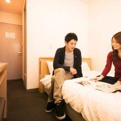Отель Heiwadai Hotel Tenjin Япония, Фукуока - отзывы, цены и фото номеров - забронировать отель Heiwadai Hotel Tenjin онлайн ванная