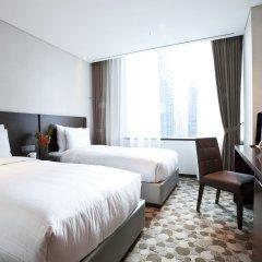 Отель Lotte City Hotel Myeongdong Южная Корея, Сеул - 2 отзыва об отеле, цены и фото номеров - забронировать отель Lotte City Hotel Myeongdong онлайн комната для гостей фото 8