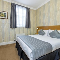 Lidos Hotel комната для гостей