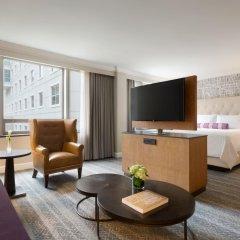 Отель Fairmont Washington, D.C., Georgetown комната для гостей фото 4