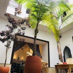 Отель Riad Clefs d'Orient Марокко, Марракеш - отзывы, цены и фото номеров - забронировать отель Riad Clefs d'Orient онлайн интерьер отеля фото 2
