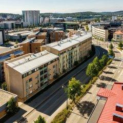 Апартаменты Local Nordic Apartments - Reindeer Ювяскюля балкон