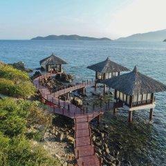 Отель Vinpearl Luxury Nha Trang Вьетнам, Нячанг - 1 отзыв об отеле, цены и фото номеров - забронировать отель Vinpearl Luxury Nha Trang онлайн приотельная территория