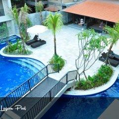 Отель Grand Barong Resort бассейн фото 3
