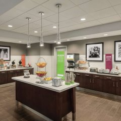Отель Hampton Inn Brooklyn Park, MN США, Бруклин-Парк - отзывы, цены и фото номеров - забронировать отель Hampton Inn Brooklyn Park, MN онлайн питание