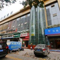 Отель Hanting Hotel (Xi'an Longshou North Road) Китай, Сиань - отзывы, цены и фото номеров - забронировать отель Hanting Hotel (Xi'an Longshou North Road) онлайн городской автобус