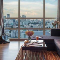 Отель Pullman Bangkok King Power комната для гостей фото 3