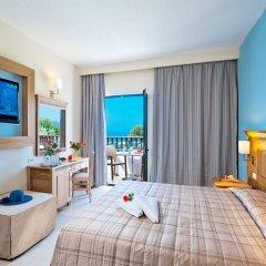 Отель Geraniotis Beach комната для гостей фото 2