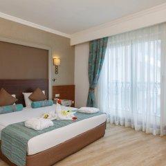 Side Crown Serenity – Всё включено Турция, Чолакли - отзывы, цены и фото номеров - забронировать отель Side Crown Serenity – Всё включено онлайн комната для гостей фото 4