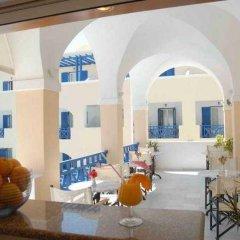 Santellini Hotel интерьер отеля