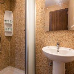 Апартаменты Seashells Studio Seaview terrace ванная