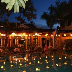 Hoian Nostalgia Hotel & Spa бассейн фото 3