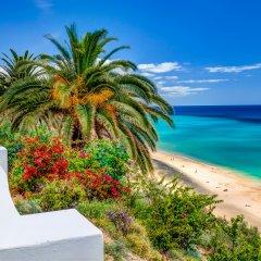 Отель SBH Club Paraíso Playa - All Inclusive пляж
