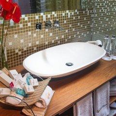 Отель de Cortés Мексика, Уаска-де-Окампо - отзывы, цены и фото номеров - забронировать отель de Cortés онлайн ванная