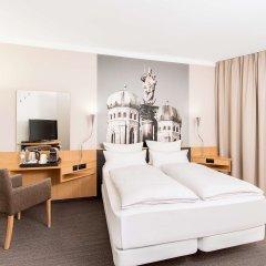Отель NH München Messe Германия, Мюнхен - 2 отзыва об отеле, цены и фото номеров - забронировать отель NH München Messe онлайн комната для гостей фото 4