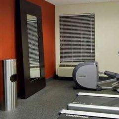 Отель Hampton Inn Columbus-International Airport фитнесс-зал фото 4