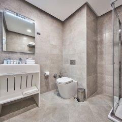 Отель Gallery Palace Грузия, Тбилиси - 8 отзывов об отеле, цены и фото номеров - забронировать отель Gallery Palace онлайн ванная