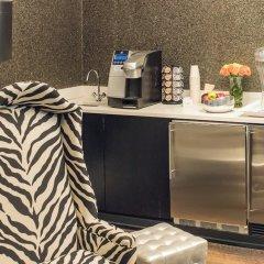 Отель The Moderne удобства в номере фото 2