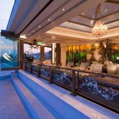 Athenian Callirhoe Hotel гостиничный бар