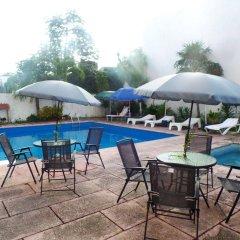 Отель Ikaro Suites Cancun Мексика, Канкун - отзывы, цены и фото номеров - забронировать отель Ikaro Suites Cancun онлайн бассейн фото 3