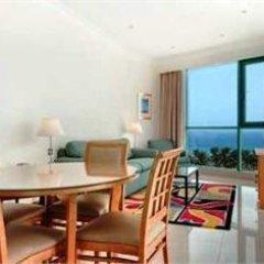 Отель Hilton Dubai Jumeirah 5* Люкс с различными типами кроватей фото 24