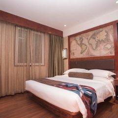 Отель Guangzhou Yu Cheng Hotel Китай, Гуанчжоу - 1 отзыв об отеле, цены и фото номеров - забронировать отель Guangzhou Yu Cheng Hotel онлайн комната для гостей