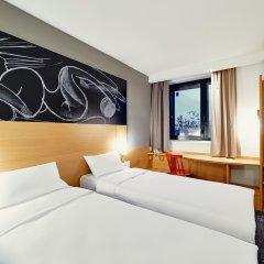 Гостиница ibis Krasnoyarsk Center комната для гостей фото 2