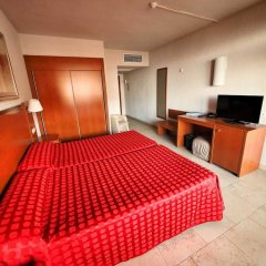 Отель Las Palmeras удобства в номере