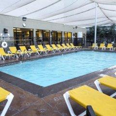 Отель Jockey Club Suite США, Лас-Вегас - отзывы, цены и фото номеров - забронировать отель Jockey Club Suite онлайн бассейн фото 3