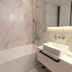 Отель The Designers Cheongnyangni Южная Корея, Сеул - 1 отзыв об отеле, цены и фото номеров - забронировать отель The Designers Cheongnyangni онлайн ванная