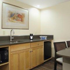 Отель Hampton Inn & Suites Columbus - Downtown в номере