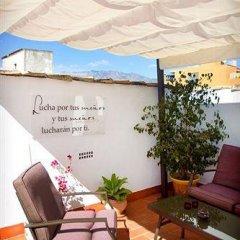 Hotel Hostal Marbella бассейн