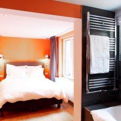 Отель B&B Villa Sablon Брюссель комната для гостей фото 3
