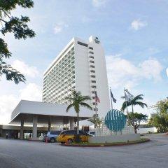Отель Guam Reef Тамунинг парковка
