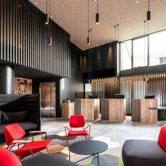Отель Radisson Hotel Zurich Airport Швейцария, Рюмланг - 2 отзыва об отеле, цены и фото номеров - забронировать отель Radisson Hotel Zurich Airport онлайн интерьер отеля