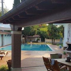 Отель B&B Villa Le Robinie Италия, Альтавила-Вичентина - отзывы, цены и фото номеров - забронировать отель B&B Villa Le Robinie онлайн бассейн