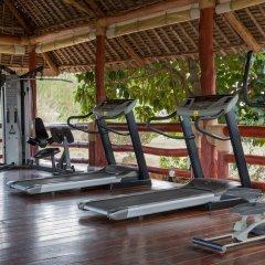 Отель Royal Zanzibar Beach Resort All Inclusive фитнесс-зал фото 2