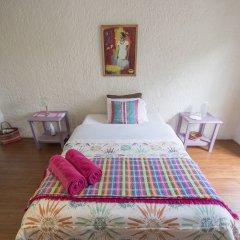 Отель Casa Ayvar Мексика, Мехико - отзывы, цены и фото номеров - забронировать отель Casa Ayvar онлайн комната для гостей фото 2