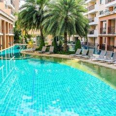Отель Paradise Park Condo Паттайя бассейн фото 2