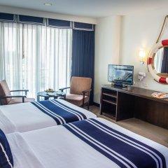 A-One New Wing Hotel удобства в номере