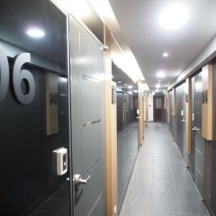 Отель Hostel J Stay Южная Корея, Сеул - отзывы, цены и фото номеров - забронировать отель Hostel J Stay онлайн интерьер отеля