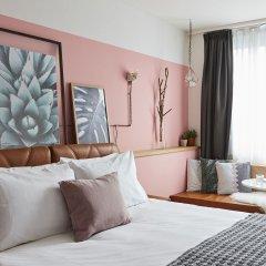 Hotel Indigo Antwerp - City Centre Антверпен комната для гостей фото 5