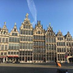 Отель Smartflats Design Antwerp Central Антверпен фото 6