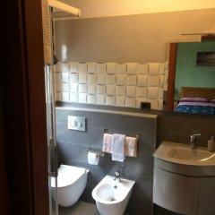 Отель B&B Villa Maria Италия, Монтезильвано - отзывы, цены и фото номеров - забронировать отель B&B Villa Maria онлайн ванная