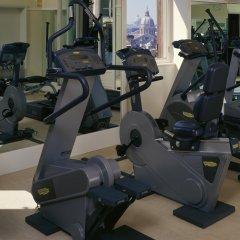Отель Hassler Roma фитнесс-зал