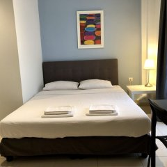 Отель Sokratous Private Apartments Греция, Салоники - отзывы, цены и фото номеров - забронировать отель Sokratous Private Apartments онлайн комната для гостей фото 2