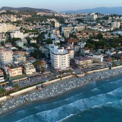 Hotel Asena пляж фото 2