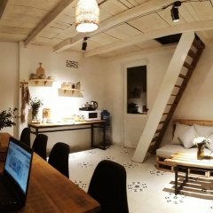 DaLat TeePee - Hostel Далат комната для гостей фото 5